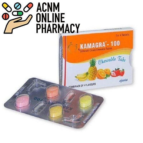 Kamagra Chewable pills ACNM PHARMACY