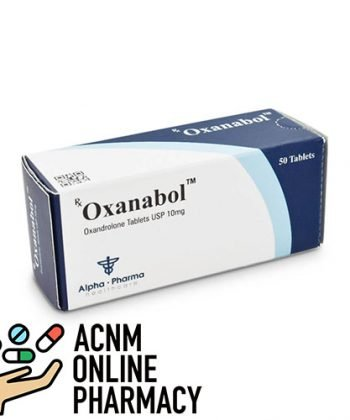 Oxandrolone for sale ACNM Online Pharmacy