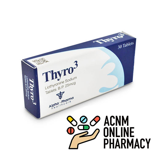 Thyro3 for sale ACNM ONLINE PHARMACY