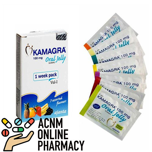 Kamagra oral jelly ACNM ONLINE PHARMACY