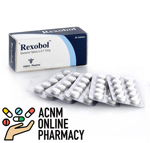 Stanozolol for sale ACNM Online Pharmacy