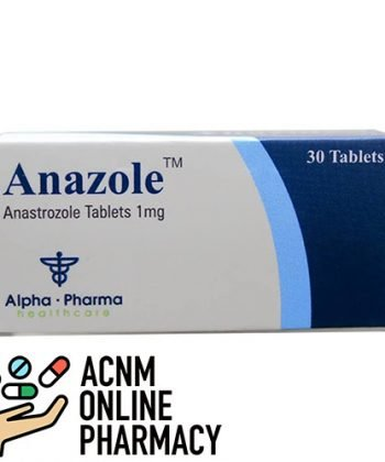Anastrozole for sale ACNM ONLINE PHARMACY