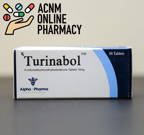 Buy Turinabol ACNM ONLINE PHARMACY