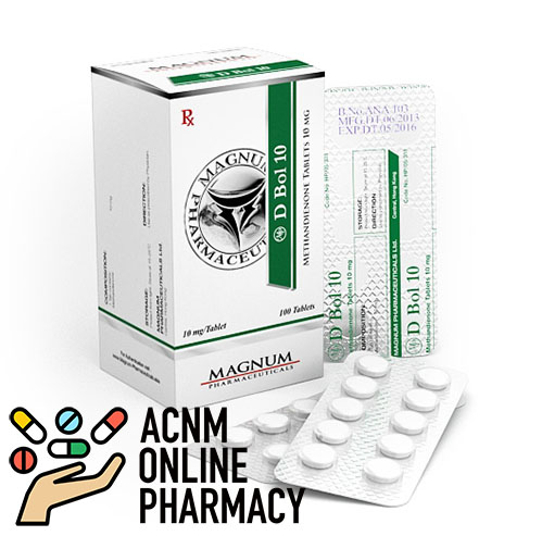 Dianabol 10 mg for sale ACNM ONLINE PHARMACY