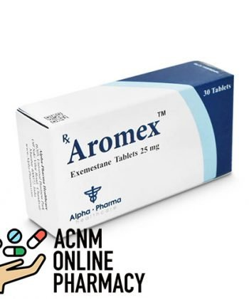 Exemestane for sale ACNM ONLINE PHARMACY