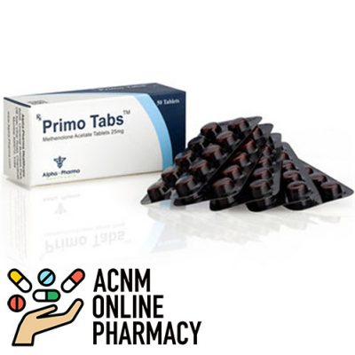Buy Primobolan 50 pills 25 mg - ACNM ONLINE PHARMACY IN THE USA