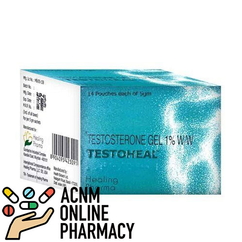 Testogel for sale ACNM Online Pharmacy
