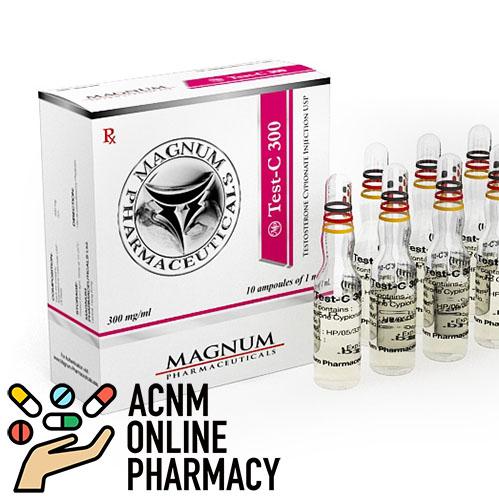 Buy Testosterone Cypionate 300mg ACNM ONLINE PHARMACY