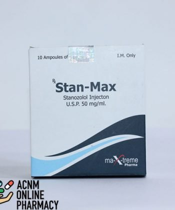 Stanozolol Injectable for-sale ACNM Online Pharmacy